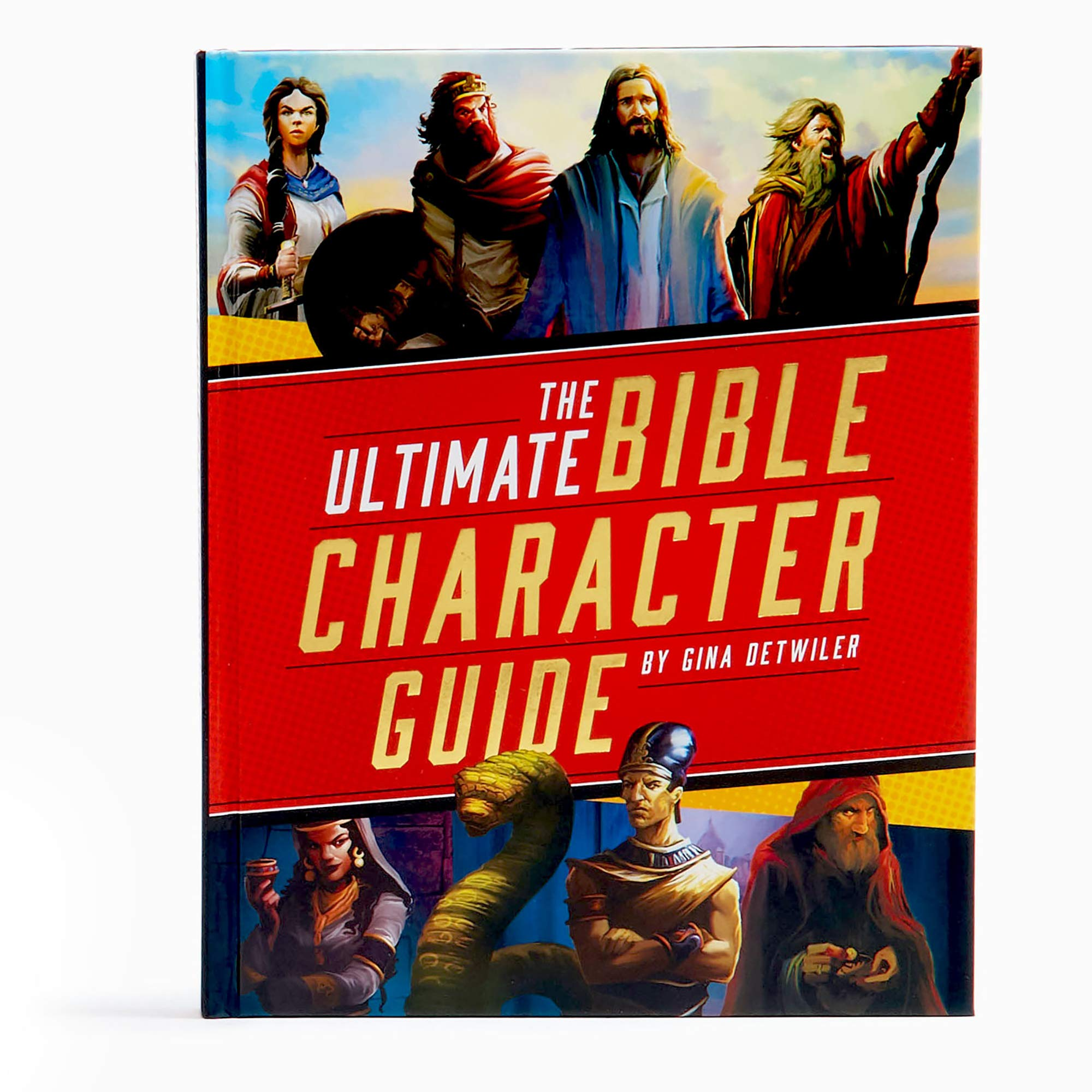 Image for The Ultimate Bible Character Guide