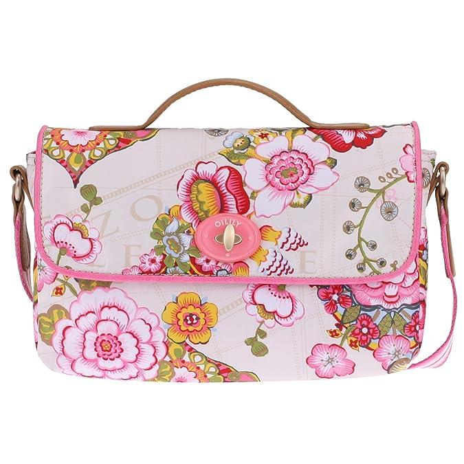 Fantasy Flora M Shoulder Bag - Cream Oilily 24E3zbJh