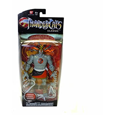 "ThunderCats 6"" Mumm-Ra Collector Figure: Toys & Games"