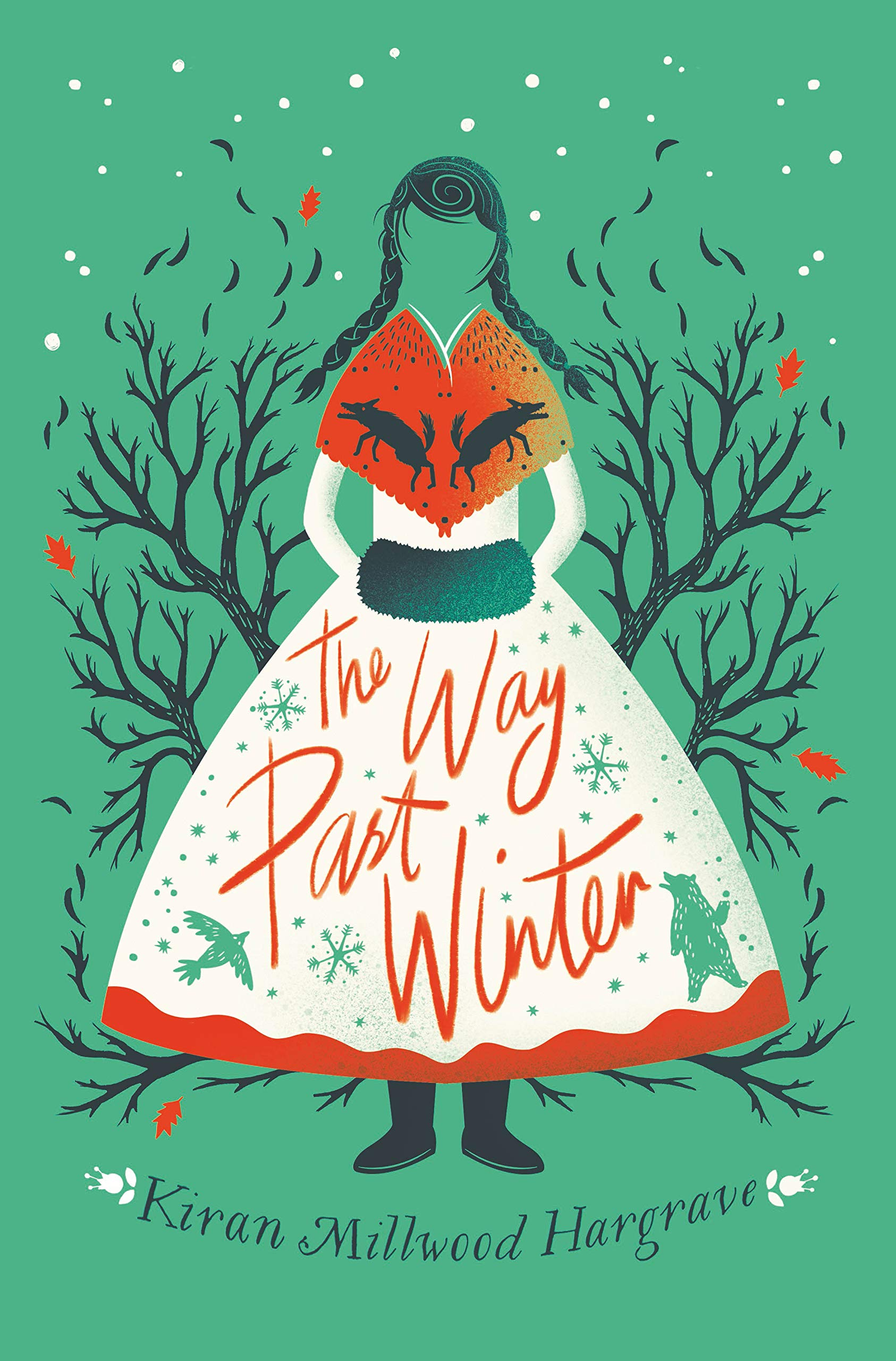 The Way Past Winter: from the bestselling author of The Girl of Ink &  Stars: Amazon.co.uk: Millwood Hargrave, Kiran: Books