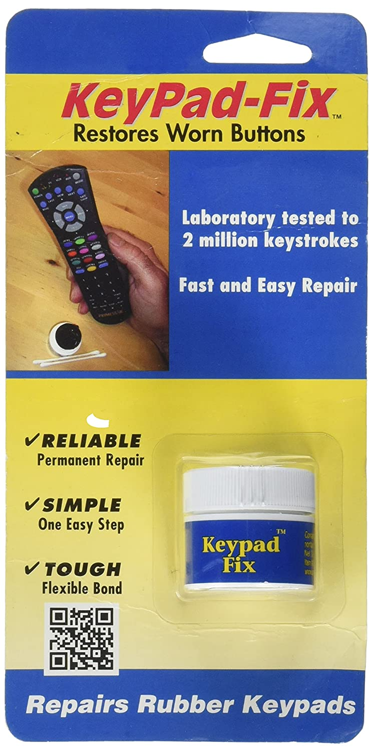 Keypad Fix Clean And Restore Conductivity To The Carbon On Keys Printed Circuit Board Rework Tfix Soldering Laboratories Copper Pc Pads Repair Kit