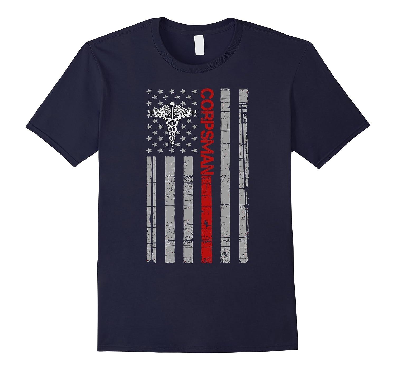 Corpsman - Grunge Style - Shirt-BN