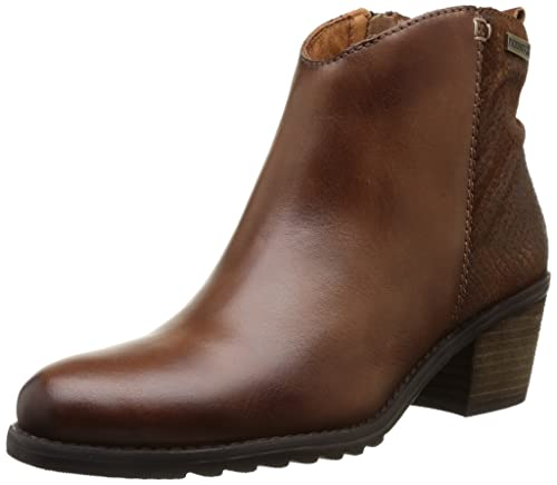 Pikolinos Women's Andorra 913 Boots Brown Size: 8 UK