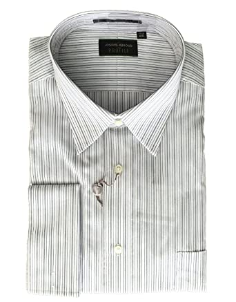 b5c67a478fdc Image Unavailable. Image not available for. Color: Joseph Abboud Profile  Men's Classic Dress Shirt ...