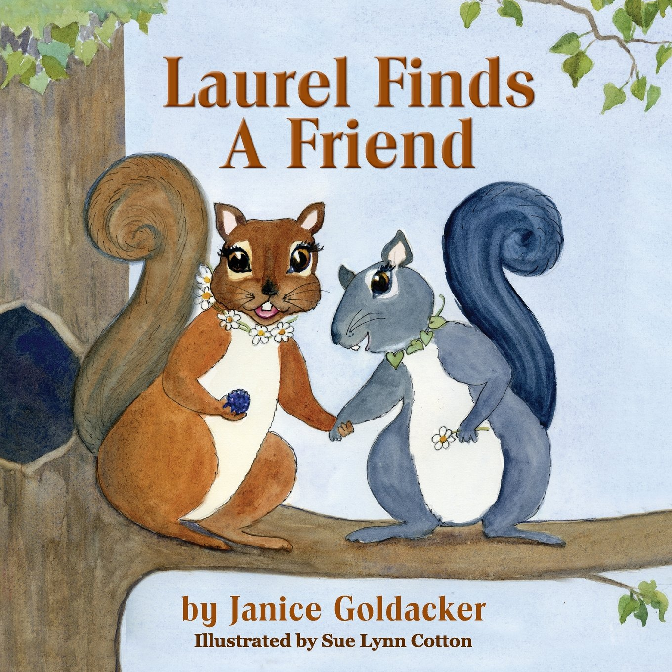 Laurel Finds A Friend ebook