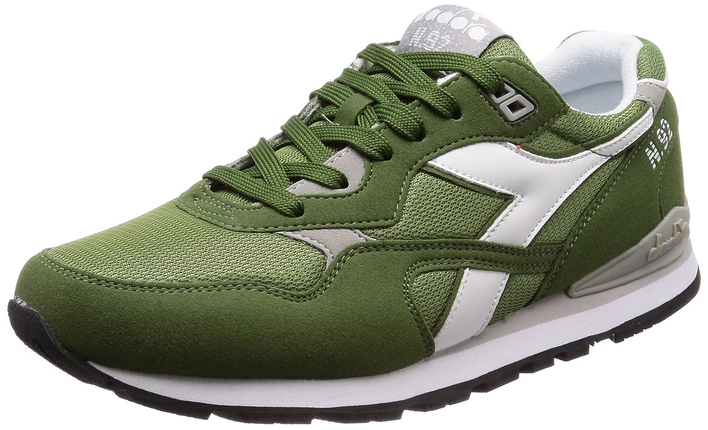 Diadora 70201 Verde Golf Club Scarpa Uomo Sneaker 101.173169 N.92 Grun