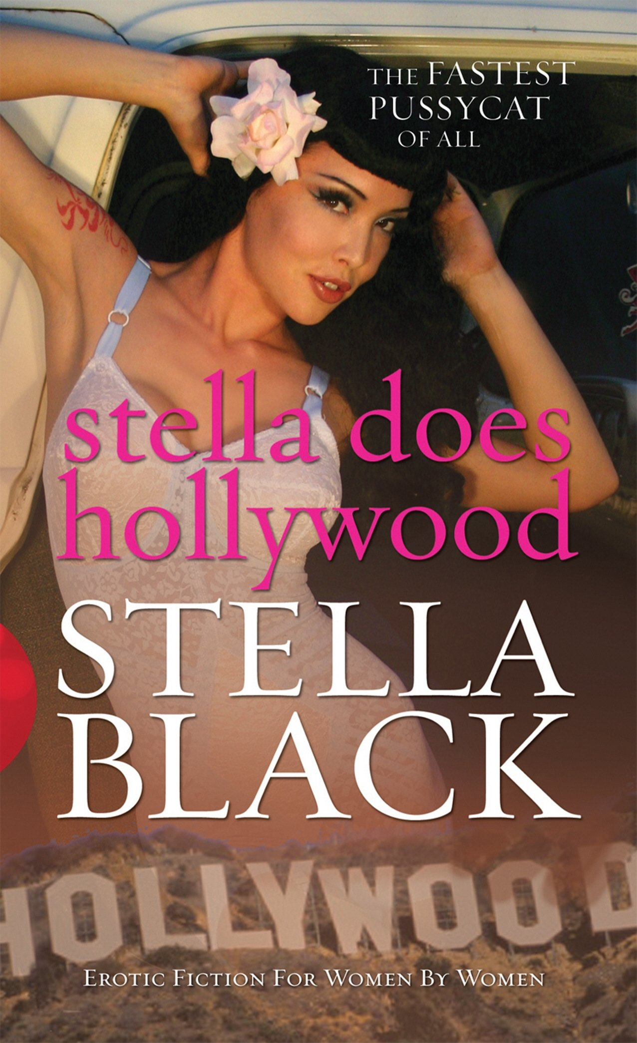 Stella Does Hollywood (Black Lace)