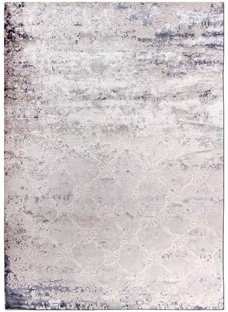 JOOP Teppich UNI CORNFLOWER Granite