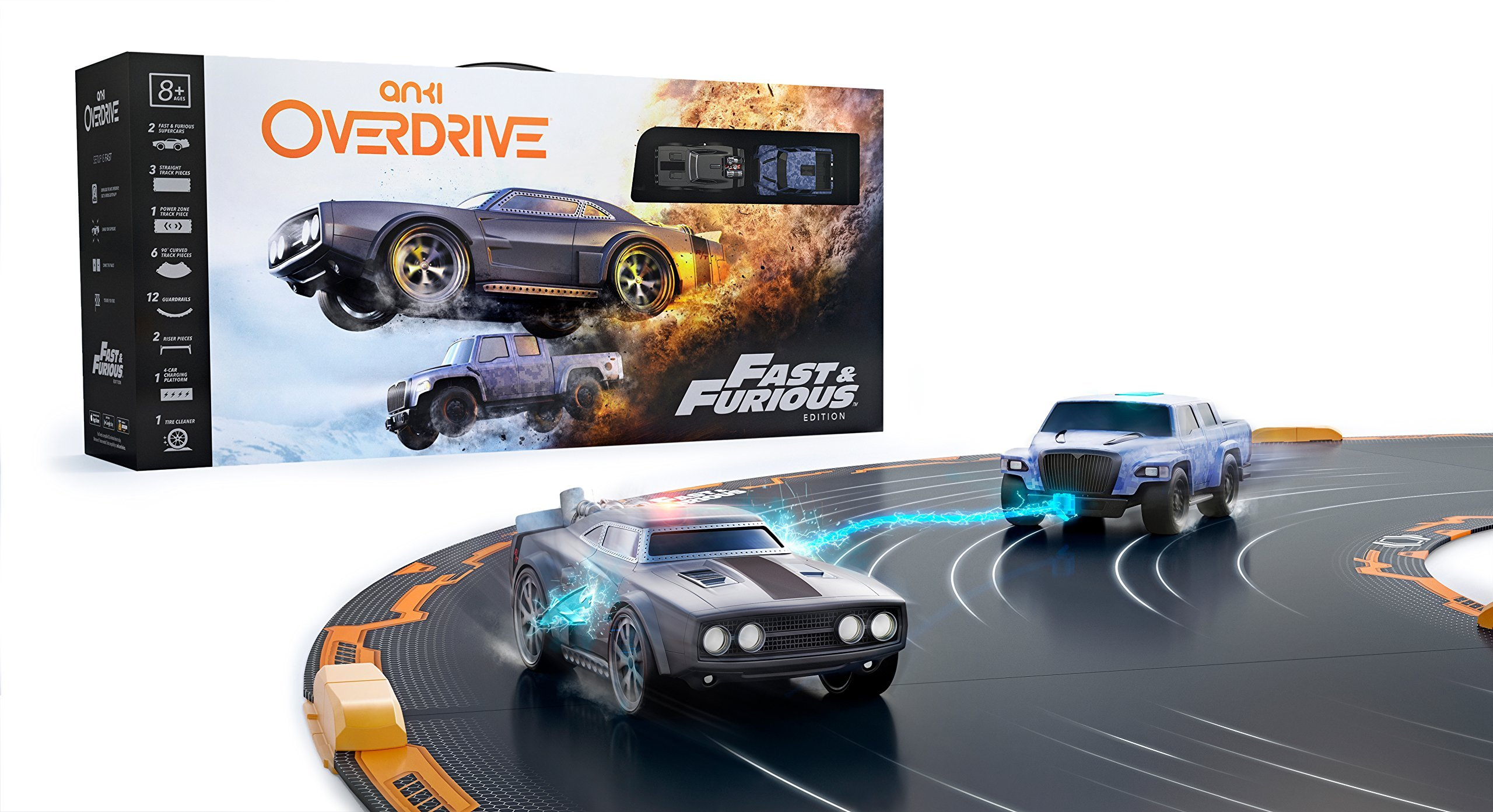 Anki Overdrive: Fast & Furious Edition by Anki (Image #10)