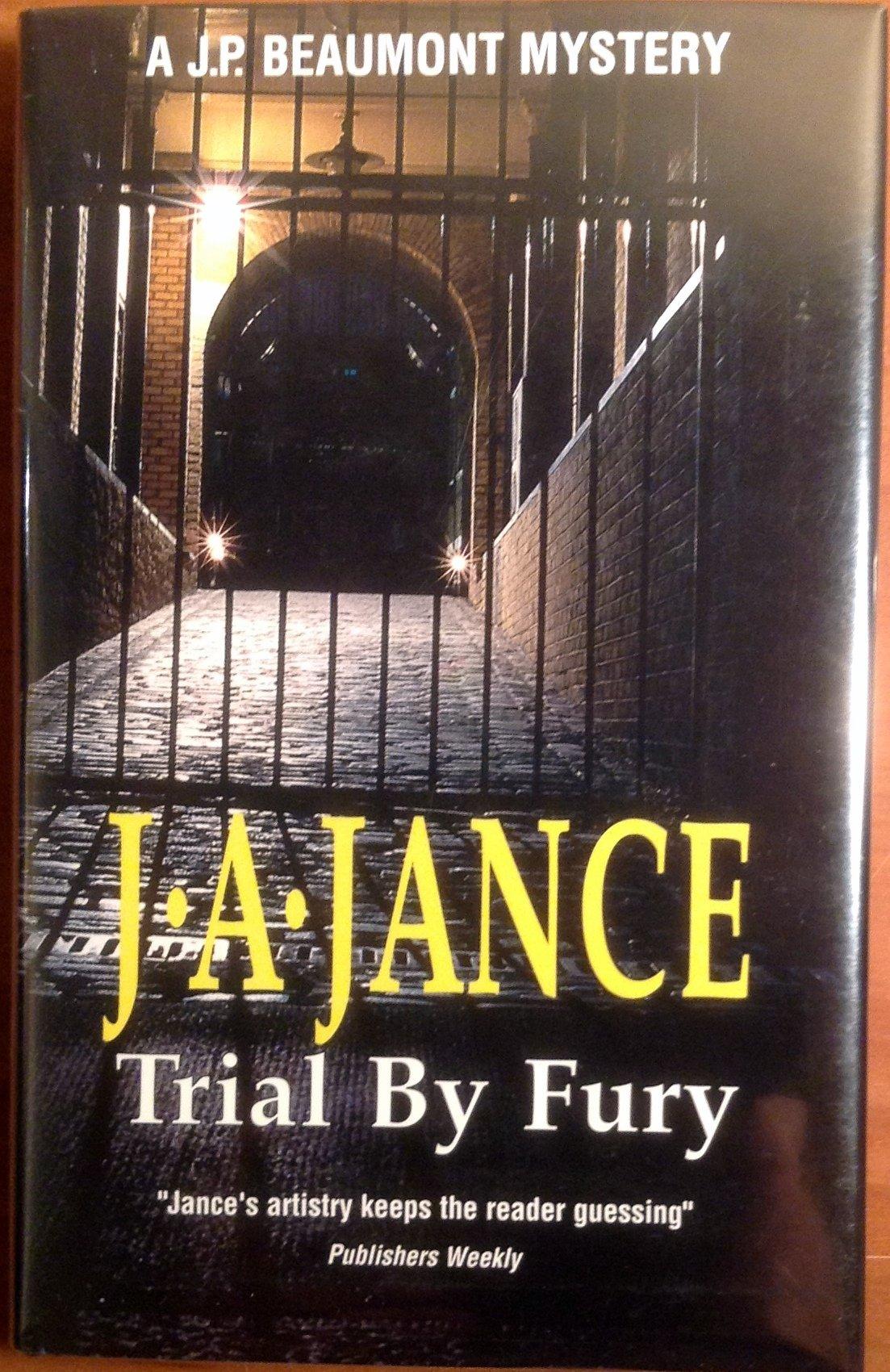 Download Trial by Fury (J. P. Beaumont Mysteries) pdf epub