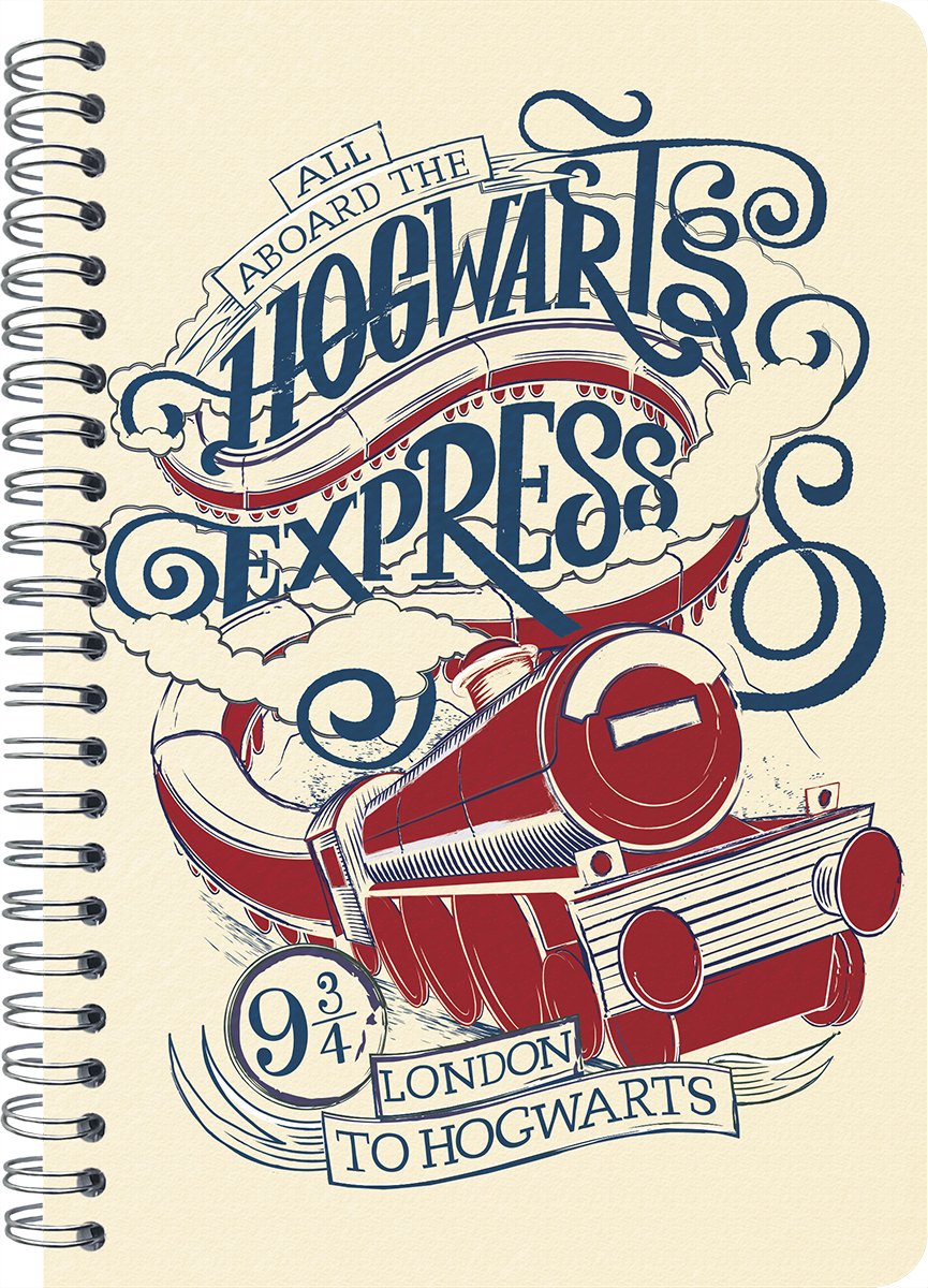 2019 Harry Potter Weekly/Monthly Planner - 8.5 x 11 ...