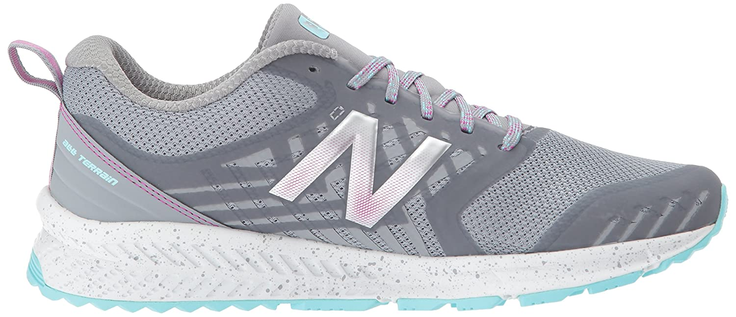 New Balance Women's Nitrel v1 FuelCore Trail Running US|Steel Shoe B01N7LX4NZ 9.5 D US|Steel Running a325be