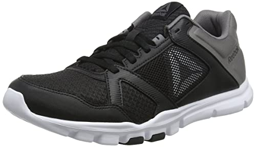 782f5f5b44f Reebok Men s Yourflex Train 10 Mt Fitness Shoes  Amazon.co.uk  Shoes ...