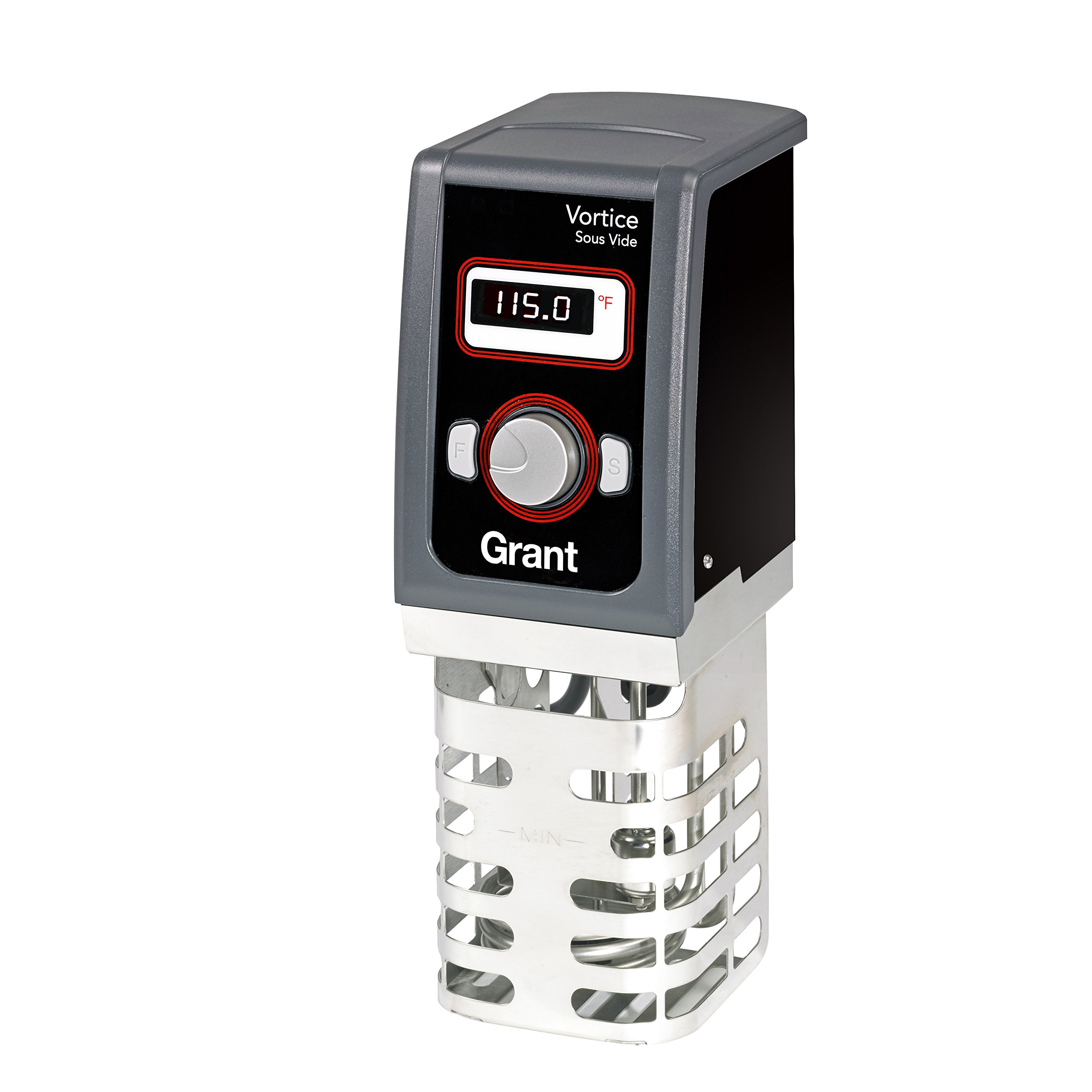 Creative Cuisine by Grant Vortice Sous Vide Immersion Circulator, Black, One Size
