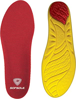 Sof Sole Mens Arch Insole