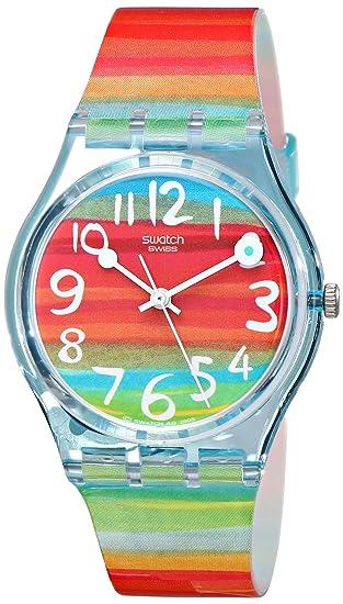 nuovo di zecca 82ec1 ee3c2 Orologio solo tempo Swatch Color The Sky GS124