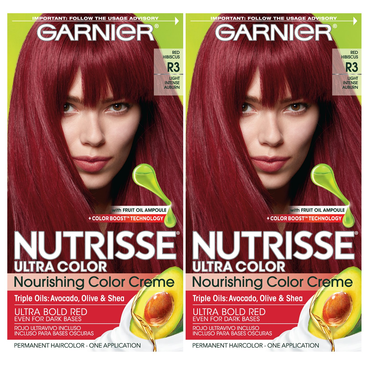 Amazon Garnier Hair Color Nutrisse Ultra Color Nourishing