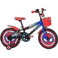 "Spartan 16"" Marvel Spiderman Bicycle ,Multi Color"