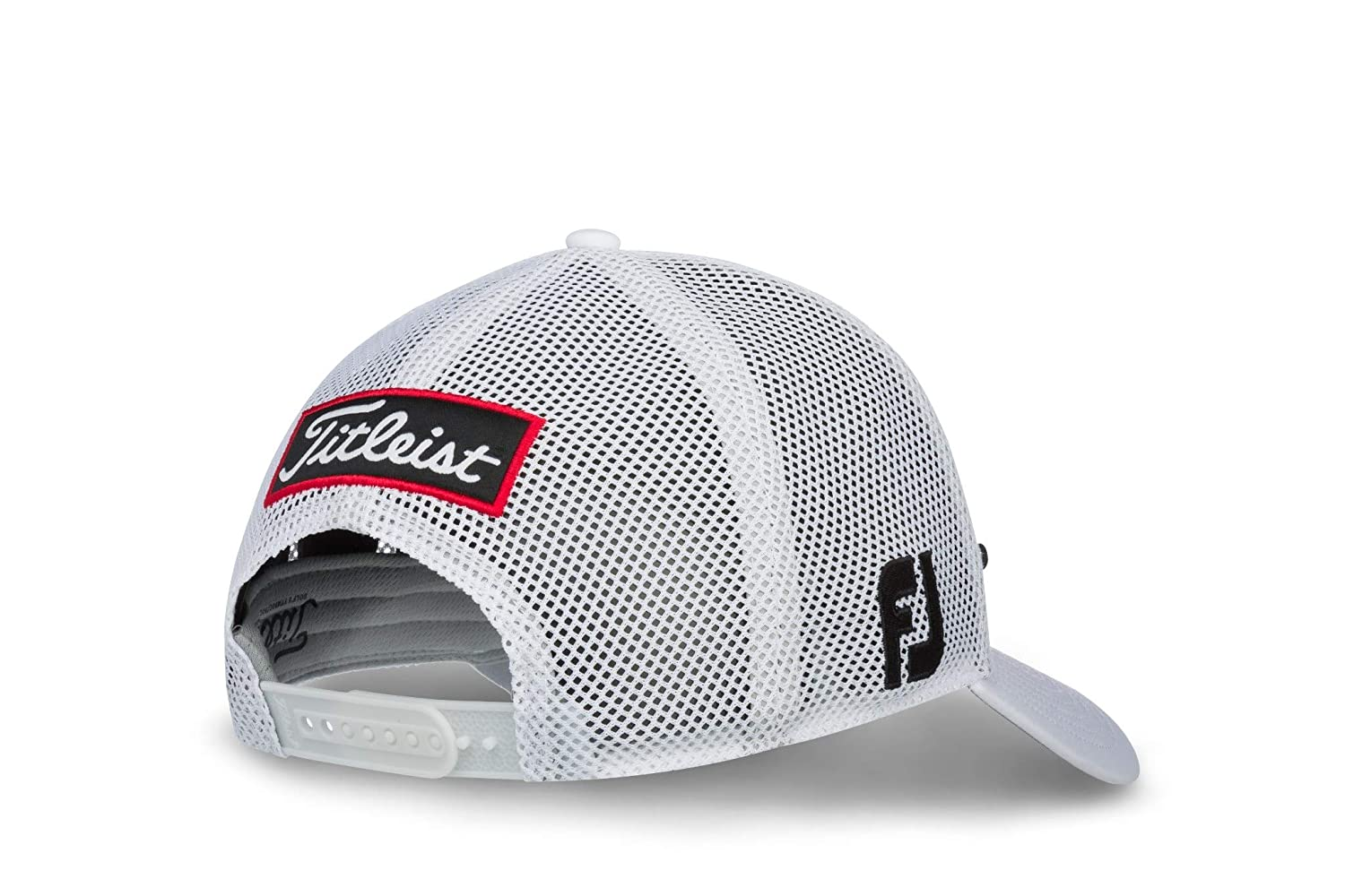 fbd3491af69 Amazon.com   Titleist Tour Snapback Mesh Legacy Collection Golf Cap 2018  Black White One Size Fits All   Sports   Outdoors