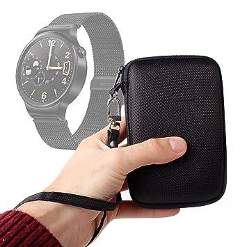 Funda funda de transporte para reloj inteligente Huawei Honor Band A1, LG Watch Urbane 2