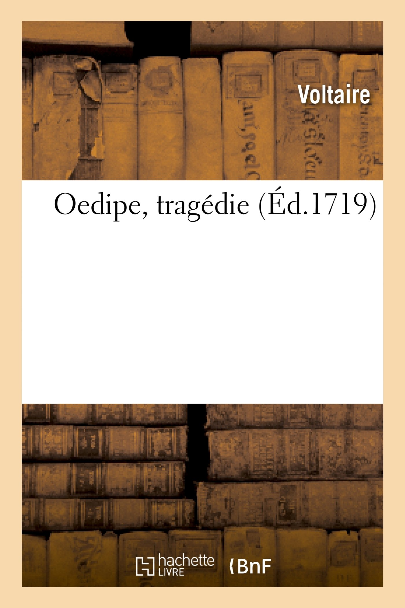 Oedipe, Tragedie (Litterature) (French Edition)
