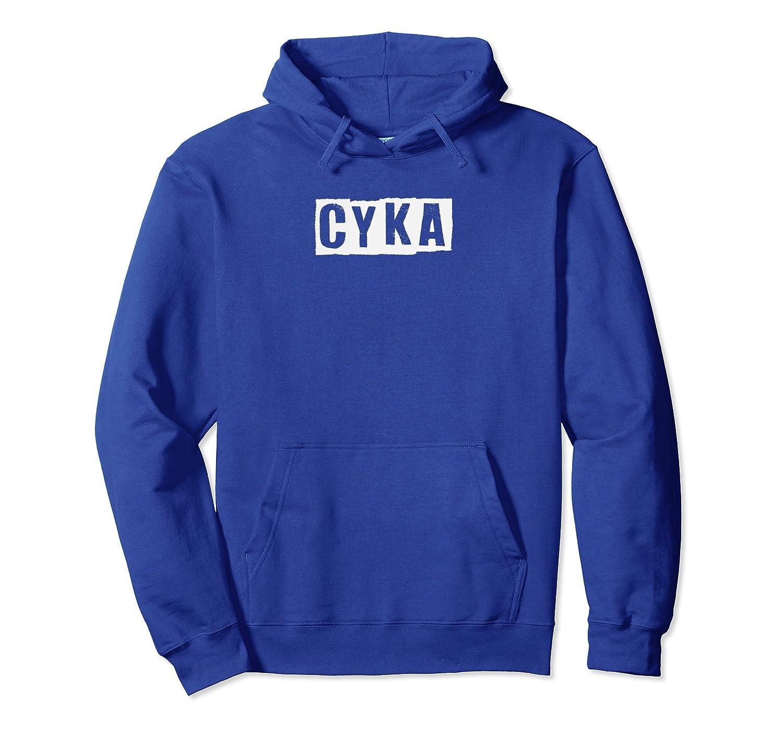 Cyka Blyat Funny Gamers Hoodie I For Men Women Kids-ln