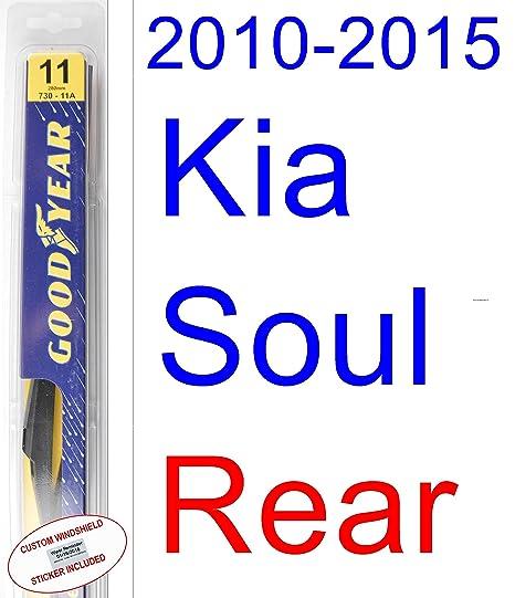 Fresh Goodyear Wiper Blades Size Chart