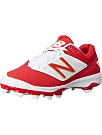 New Balance Mens PL4040V3 TPU Baseball Shoe