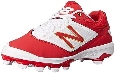42726d9e6c498 Amazon.com | New Balance Men's PL4040V3 TPU Baseball Shoe | Baseball ...