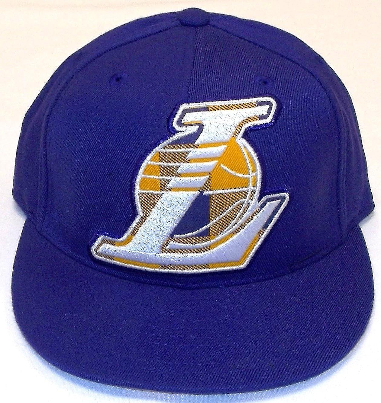 LA Lakers NBA Snapback Hat size small//medium