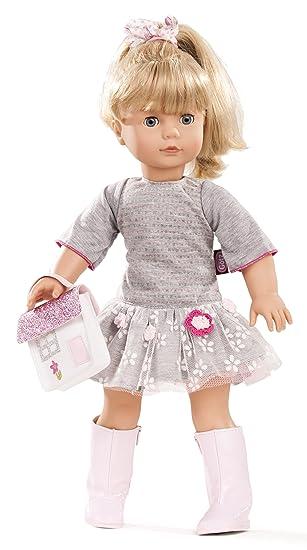 Götz 1690391 Precious Day Girls Jessica Puppe Netlace Flowers 46