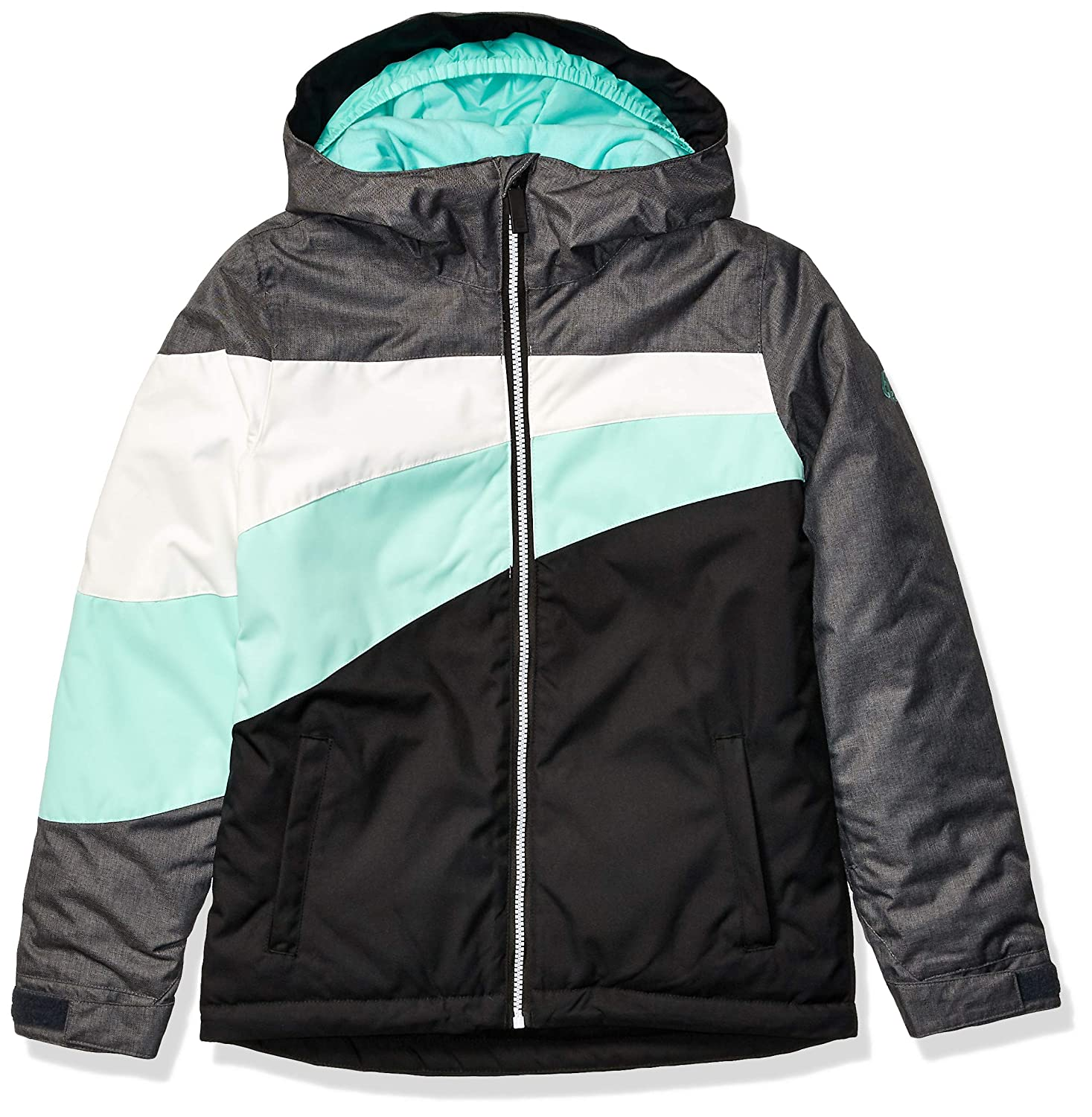Image of 686 Girls 100% Polyester Water- Proof Woven Jacket Jackets