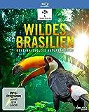 Wildes Brasilien [Blu-ray]