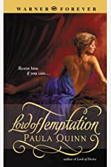 Lord of Temptation (The Risande Family Book 2) Kindle Edition