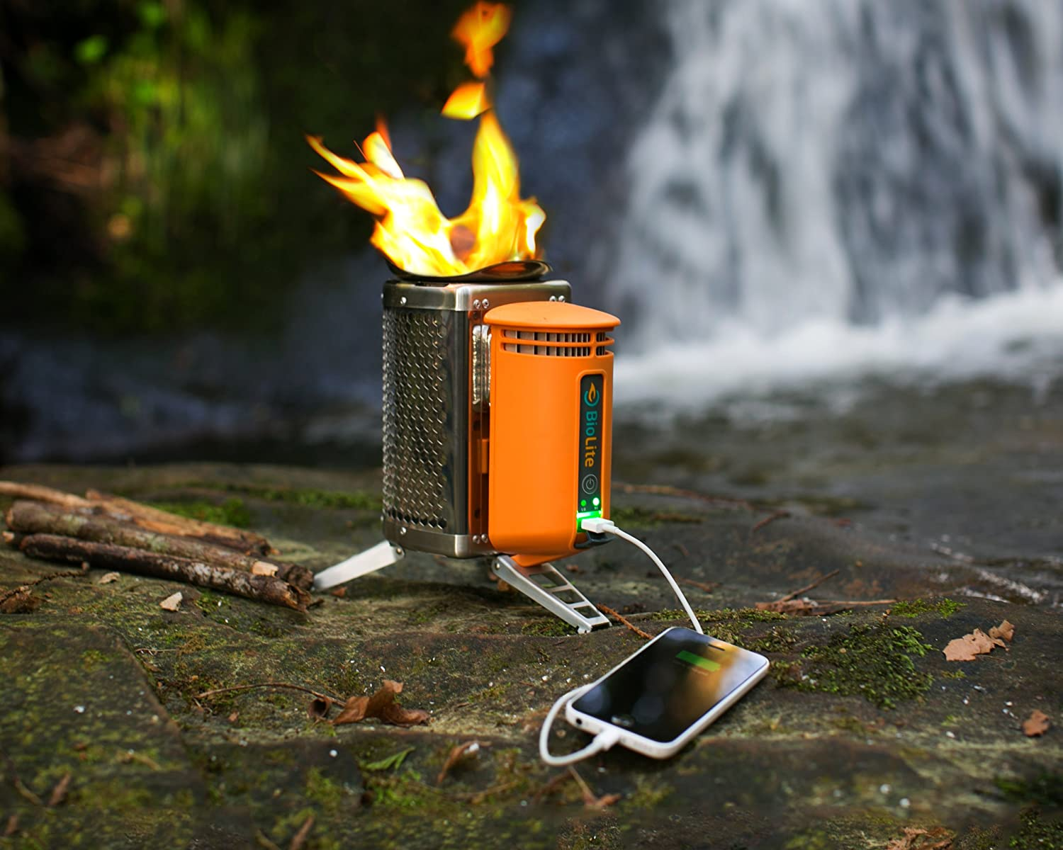 Image result for Camp Stove / Power Charger