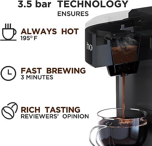 Coffee Maker Machine Single Serve