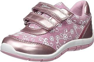 Geox B Shaax A, Sneakers Basses bébé Fille Sneakers Basses bébé Fille