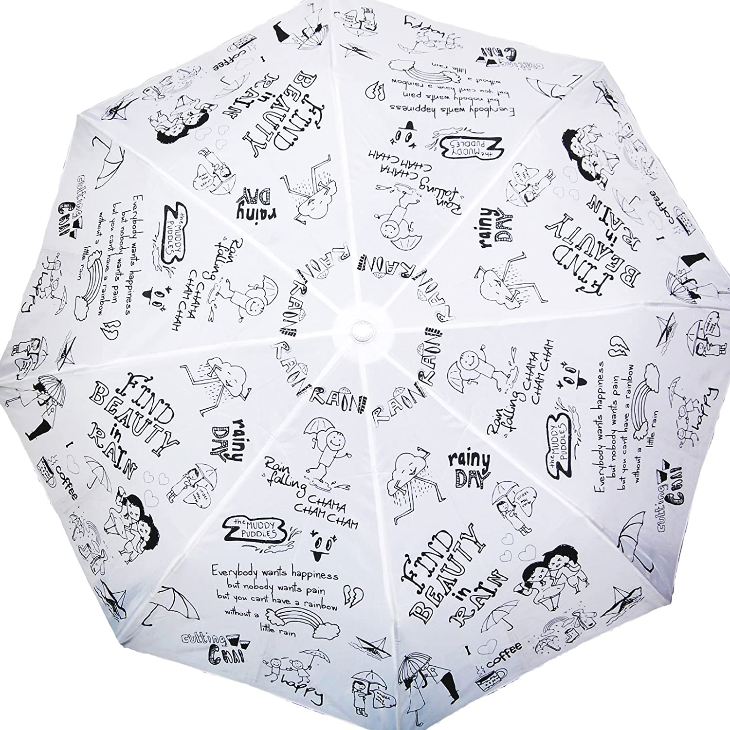 cheeky chunk white umbrella amazon in bags wallets u0026 luggage