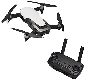DJI Mavic Air Fly More Combo - Dron cuadricóptero plegable (4K / 30 fps,