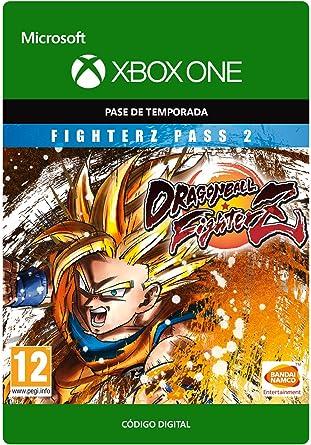DRAGON BALL FIGHTERZ - FighterZ Pass 2 |Xbox One - Código de ...