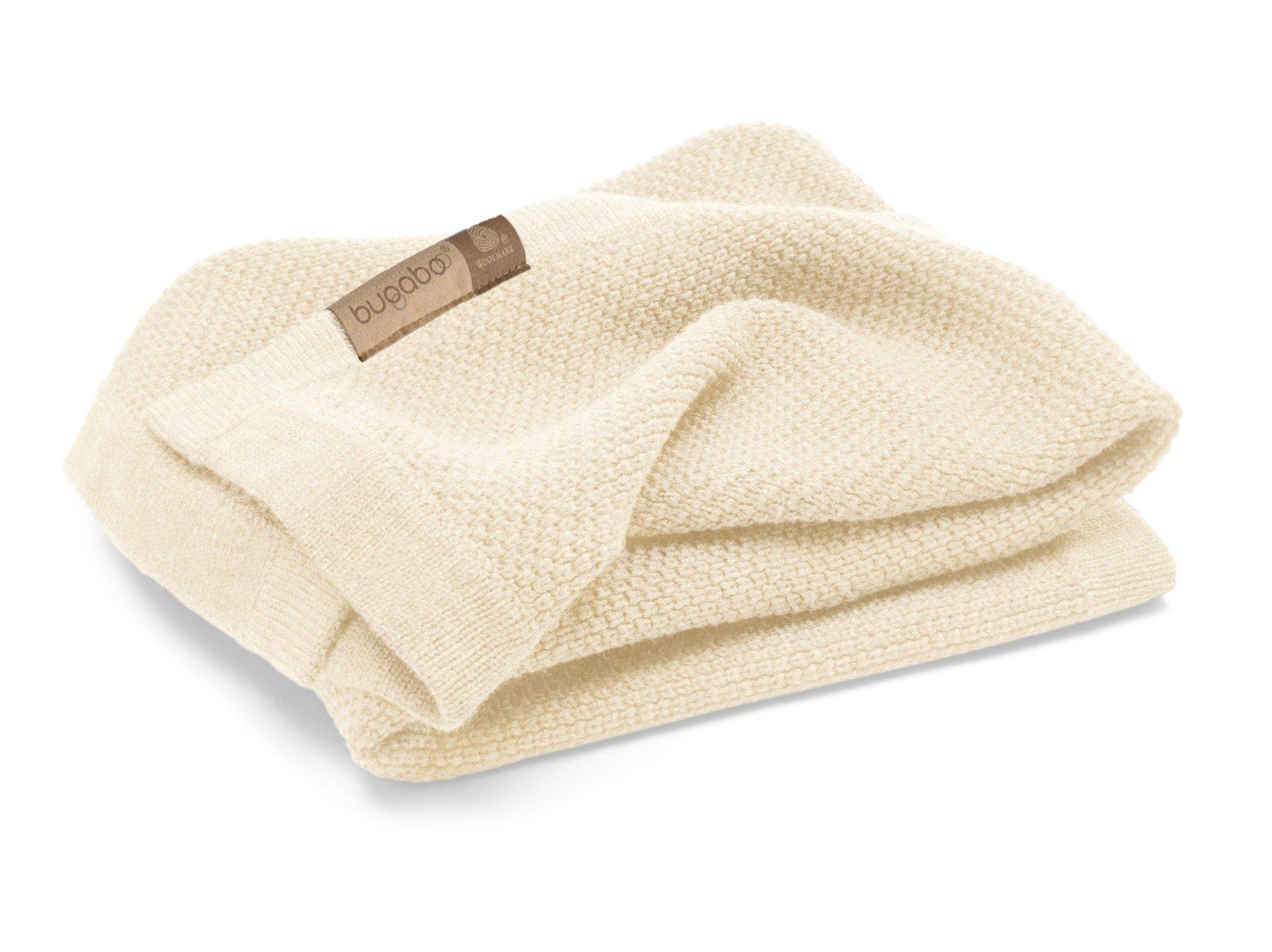 Bugaboo Wool Blanket, Ivory