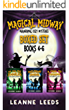 Magical Midway Paranormal Cozy Mysteries Books 4-6