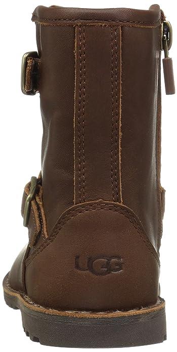 Ugg Australia - Uggharwell - Botines Camperos - Braun: Amazon.es: Zapatos y complementos