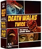 Death Walks Twice: Two Films by Luciano Ercoli (4-Disc Limited Edition Boxset) [Blu-ray + DVD] (includes Death Walks on High Heels and Death Walks at Midnight)