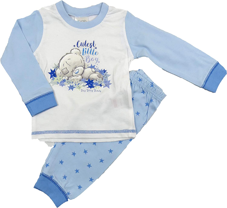 Baby Kids Girls Cartoon Minnie Mickey Mouse Nightwear Sleepwear Pajamas Set 1-8Y