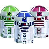 Star Wars Kitchen Storage Set: Droids, Metal Multi, 11 x 11 x 17.1 cm