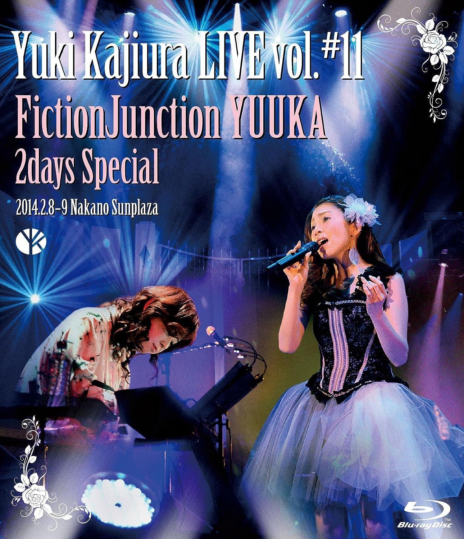 Yuki Kajiura LIVE vol.#11 FictionJunction YUUKA 2days Special 2014.02.08~09 中野サンプラザ [Blu-ray] B00IUN412W
