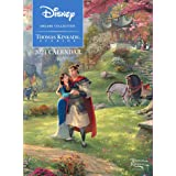 Disney Dreams Collection by Thomas Kinkade Studios: 2021 Monthly/Weekly Engageme