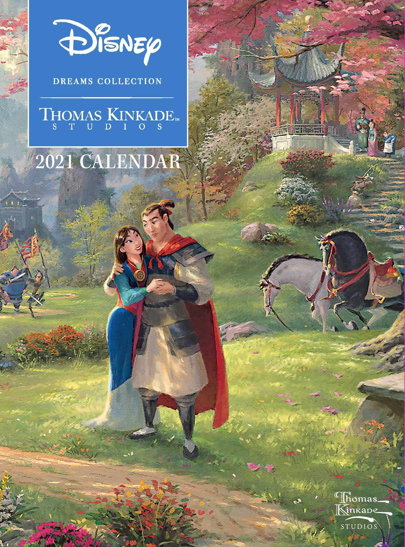 Amazon.com: Disney Dreams Collection by Thomas Kinkade Studios