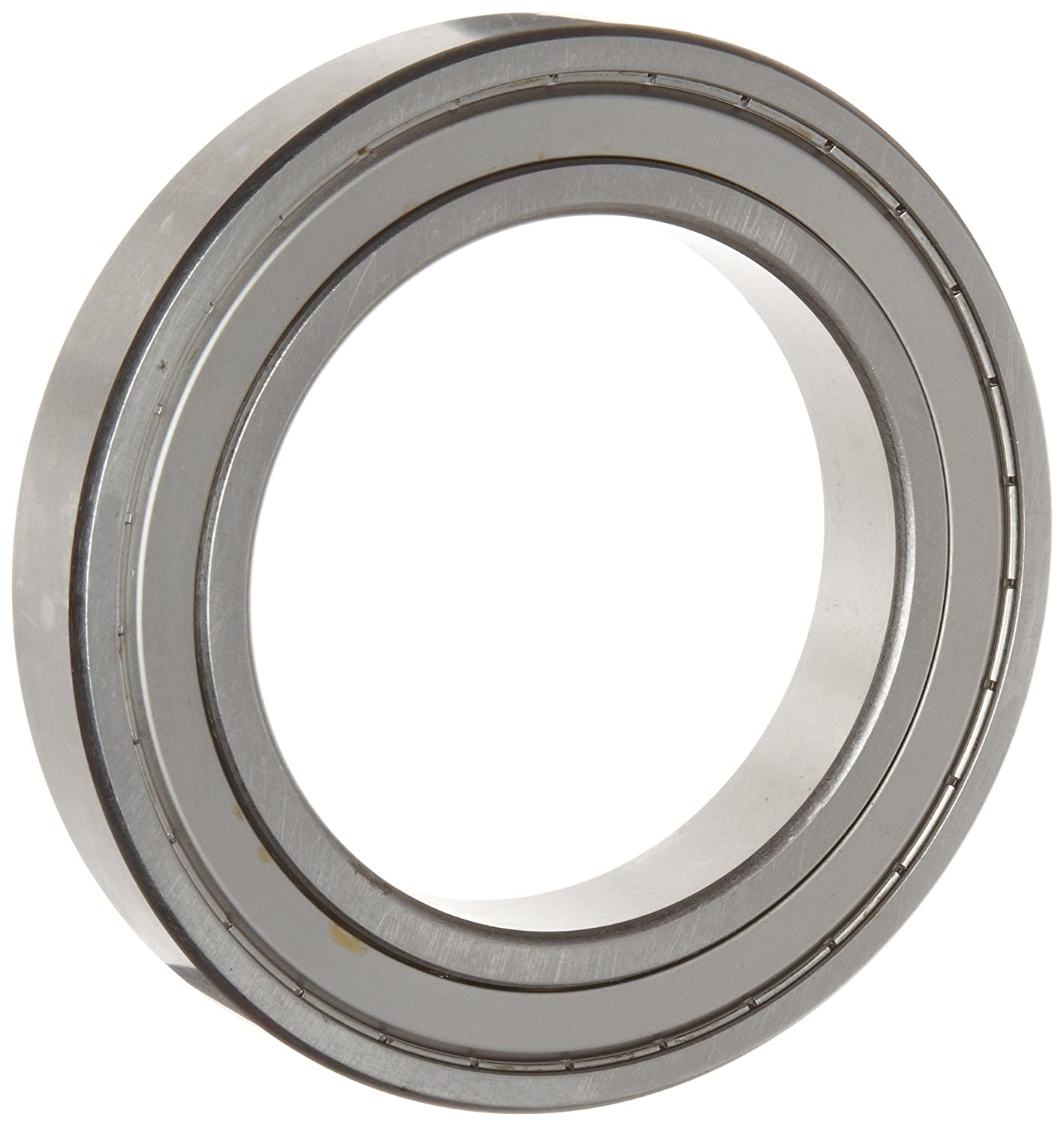 WJB 6006-ZZ Deep Groove Ball Bearing, Double Sheilded, Metric, 30mm ID, 55mm OD, 13mm Width, 2970lbf Dynamic Load Capacity, 1860lbf Static Load Capacity